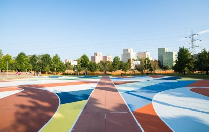 PLAYGROUND: arte e sport invadono Milano