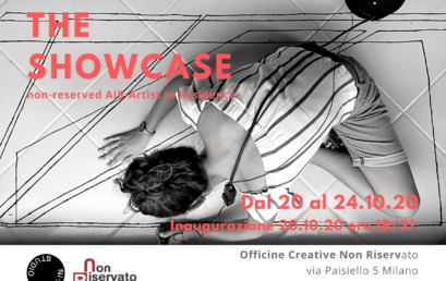 THE SHOWCASE – Non Reserved Artist In Residence